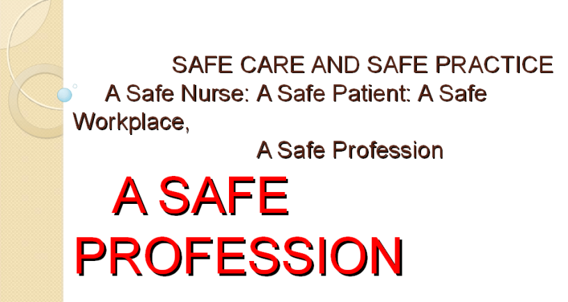 A-SAFE-PROFESSION--Advance-Nursing-Practice-PPT