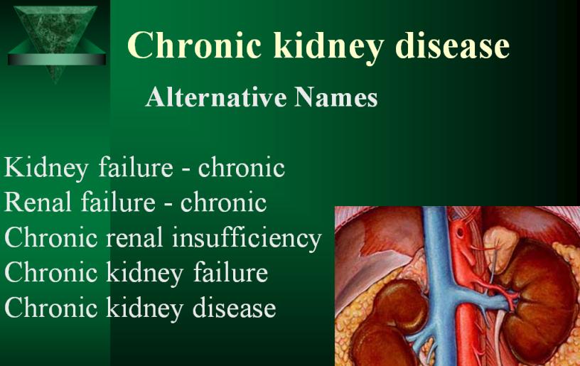 Chronic-kidney-disease-Medical-surgical-nursing