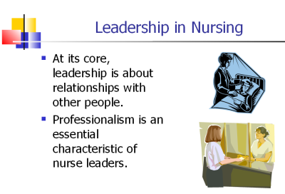Leadership-in-Nursing-Nursing-administration-ppt