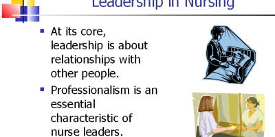 Leadership-in-Nursing-Nursing-administration-ppt