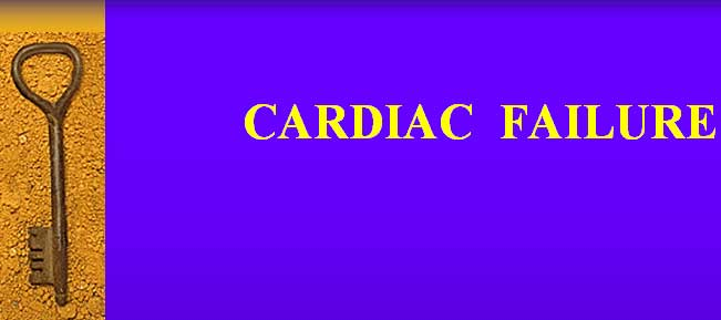 cardiac-failure medical surgical nursing ppt